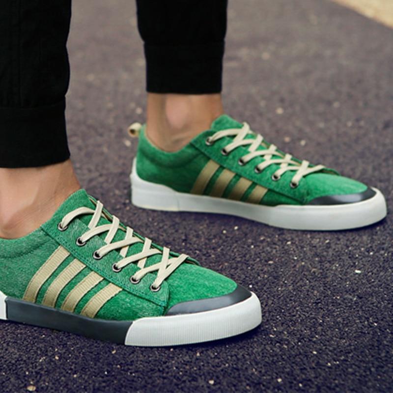 Masculinos Baixos green Desgaste Casuais Lona Ac498 Leves De Forma Homens Estaduais brown Placa Black Dos Da Juventude Sapatas Respirável Sapatos vO1wqHx