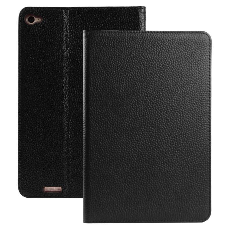 Funda para Xiaomi MiPad 2 Funda protectora elegante de cuero genuino - Accesorios para tablets - foto 2