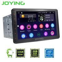 Son 2 GB çift 2 din HD Dokunmatik Ekran 8 '' Android 6.0 Araba Radyo stereo Bluetooth direksiyon simidi-teyp GPS Navigasyon