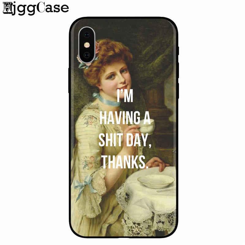 Художественные картины Рождение Венеры Coque Мягкий ТПУ чехол для телефона чехол для iPhone 7 7Plus 8 8Plus 6 6S Plus X XS MAX XR 5 5S SE