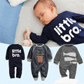 3 Styles Spring Autumn Newborn Baby Kids Rompers  Infant Kid Rompers Babies  Boy Girl Outfits Jumpsuit Xmas Clothes