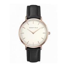 Fashion ROSEFIELD Stainless Steel Watches Women Top Brand Quartz