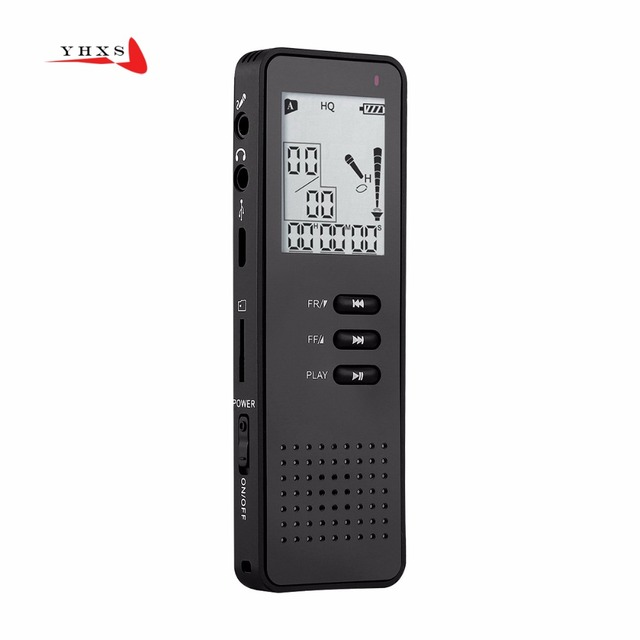 Digital Voice Recorder pen Dictaphone 8GB HD Noise Intelligent Recording Voice Activated Digital Audio Voice Recorder