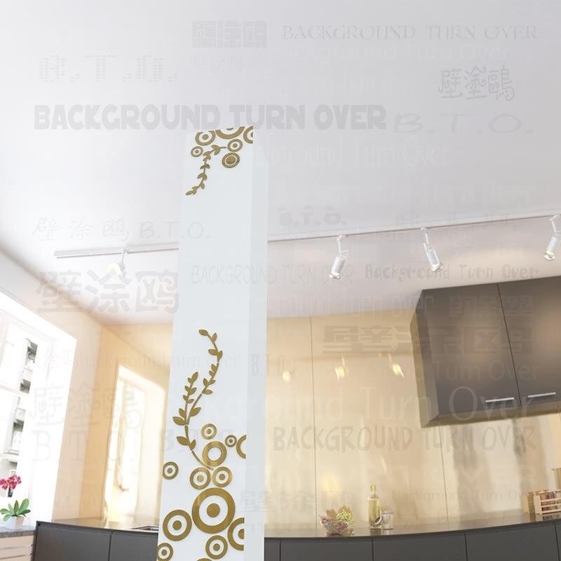 Настенные часы/современные 3D DIY цифры зеркальная поверхность настенные часы Наклейка домашний офис комната DIY Декор/наклейка s, современный,... - 2