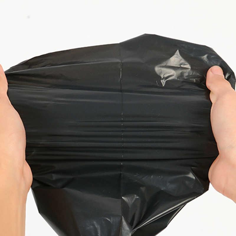 Black Poly Mailer Mailing Bag Organizer Organizador Bolsas Storage Adesivos Plastic De Plastico Embalagem Saco Envelope Express