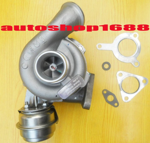 GT18 GT1849V 717625-0001 717625-5001S 24445061 turbo turbocharger for Opel Astra G Zafira A 2.2 DTI 125HP Y22DTR image