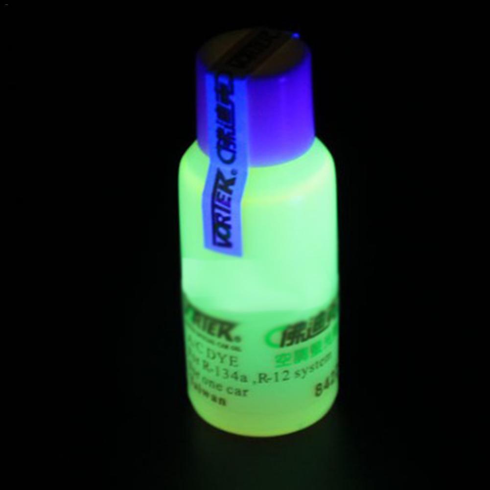 Ultra-High Concentration Air Conditioner Fluorescent Agent 134a Leak Detector Fluorescent Oil Leak Detector Car Exterior Accesso