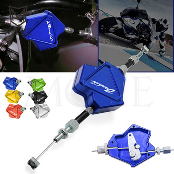 цена на Motorcycle CNC Stunt Clutch Lever Easy Pull Cable System For Suzuki GSF250 GSF600S GSF1200 GSF650 GSF 250 600 F 1200 650 BANDIT