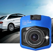 "2.4""Mini LCD Car DVR Camera Dashcam Full HD 1080P Video Registrator Recorder Night Vision Dash Cam Car Accessories Auto Parts(China)"