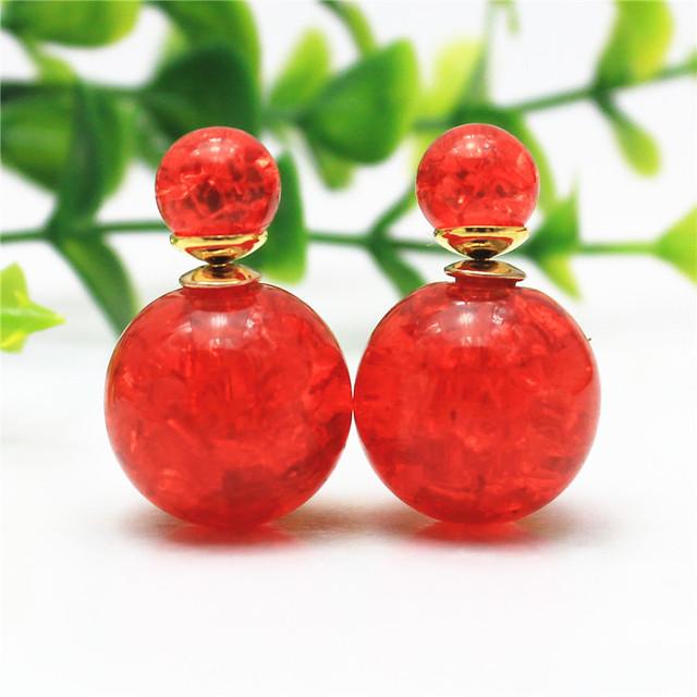 Pearls stud earrings for women