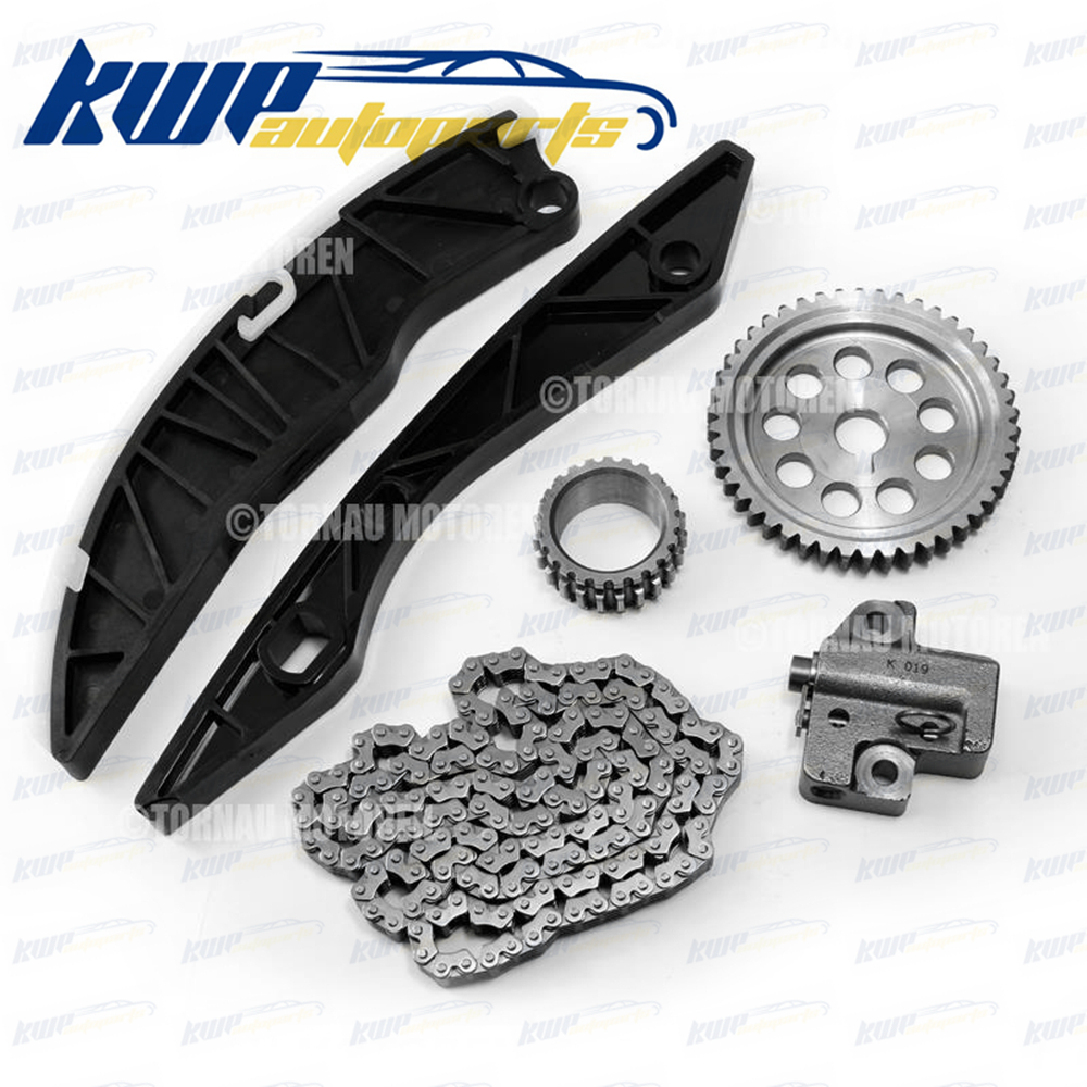 Timing Chain Kit for KIA PRO CEED Rio Soul Venga Hyundai i20 i30 IX20 1.4 1.6 G4FA 243212B000 original high pressure injection pump inlet metering control imv valve for hyundai i20 i30 ix20 1 1 1 4 crdi 28233374 331152a700