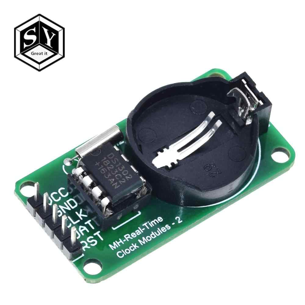 1PCS Great IT Module DS1302 real time clock module NO battery CR2032 for in stock