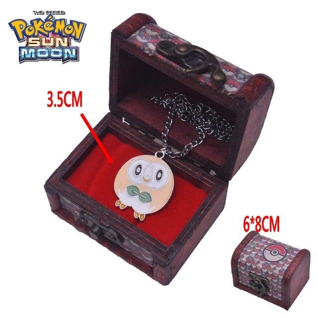 Аниме кулон в подарочной коробке Покемоны в ассортименте 2