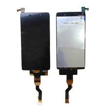 4.7 pulgadas para Alcatel One Touch ídolo 3 6039 6039A 6039 K 6039Y pantalla pantalla táctil del digitizador Assemblely negro