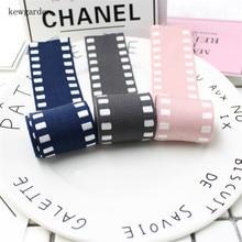 Kewgarden 10mm 16mm 25mm 1 38mm 1.5 Handmade Tape Grosgrain Ribbon DIY Bow Brooch Satin Ribbons Accessories Webbing 10 Yards