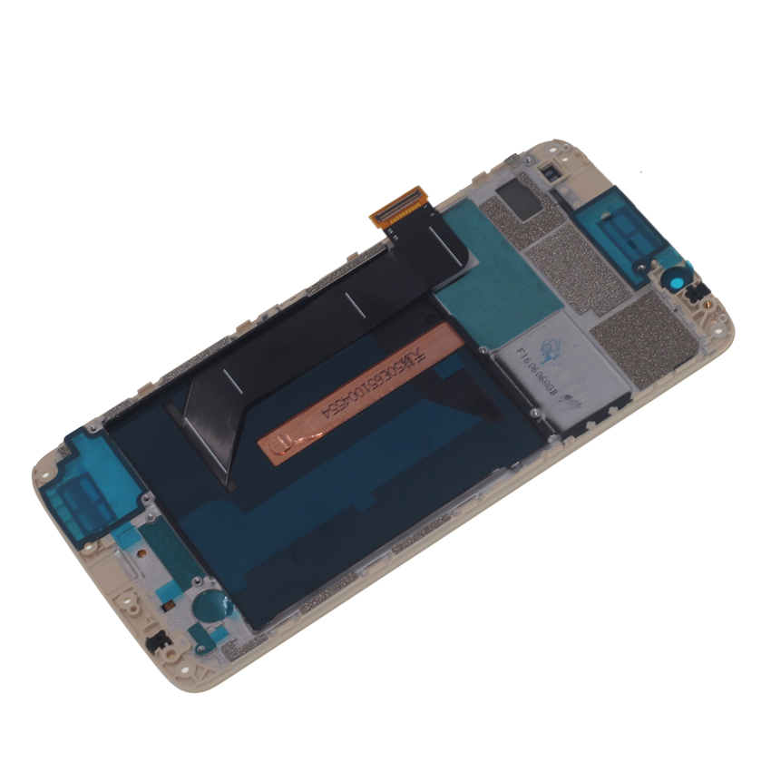 Image 5 - Original AMOLED For ZTE Axon 7 LCD with frame display Touch Screen Digitizer Assembly For ZTE A2017 A2017U A2017G Axon7 LCD-in Mobile Phone LCD Screens from Cellphones & Telecommunications