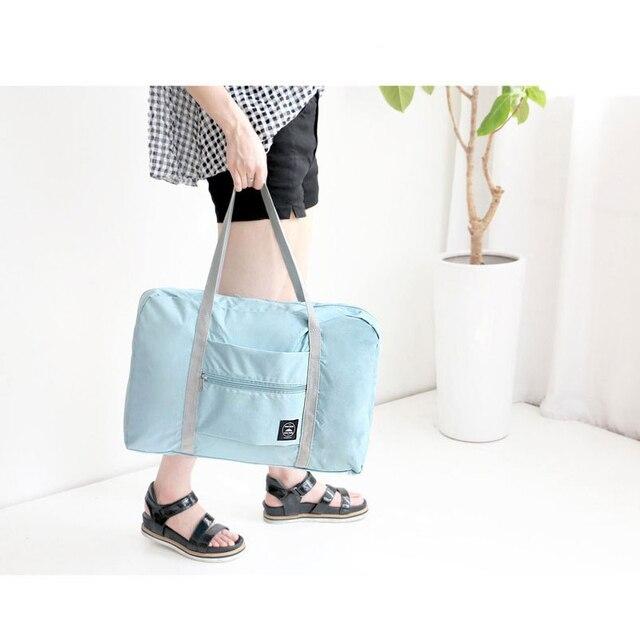 Travel Storage Bag Foldable Waterproof Clothing Cosmetic Storage Bag Unisex Large Finishing Bag Travel Bag 2