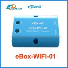 Wifi коробка мобильного телефона ПРИЛОЖЕНИЕ использовать для EP Tracer Солнечный контроллер связи eBox-wifi-01 EPEVER