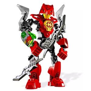 Image 2 - Star นักรบทหาร Bionicle HERO Factory Surge EVO Stringer หุ่นยนต์ Figures ตึกอิฐบล็อกของเล่นเด็ก