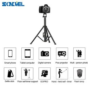 Image 5 - Yunteng 1688 3in1 Bluetooth Remote Shutter Handvat Selfie Stok Mini Tafel Statief Voor Ios Android Iphone Samsung Smartphone