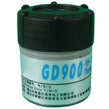Теплопроводящая смазка силиконовая GD900 теплоотвод высокая производительность соединение для процессора CN30 ND998