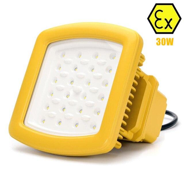 ul anti explosive led flood light 100w 120w ac110v 220v 230v 240v