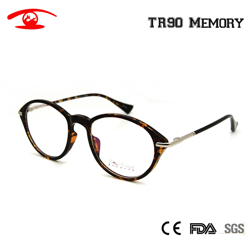 6e85798104b Vintage Women Eyeglasses Frames TR90 Light Weight Thin Retro ...