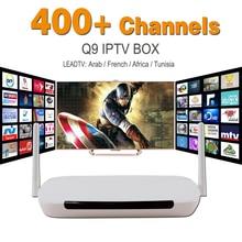 ที่ดีที่สุดอาหรับIPTVกล่อง400พลัสฟรีช่องภาษาอาหรับIPTVอาหรับIPTV Arabox Kodi