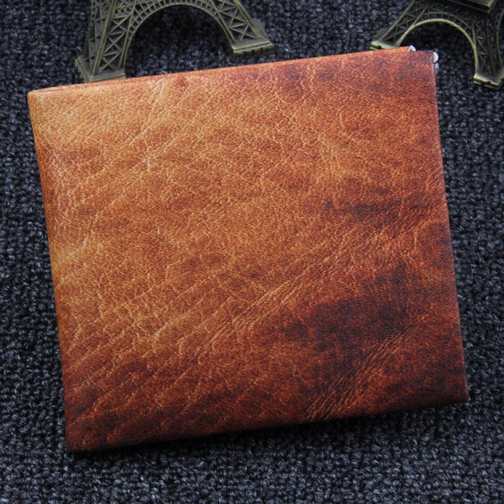 Fashion Men Wallet Purse Bifold Business Leather Short Wallet ID Credit Card Holder Clutch Money Bag Handbags Purse Pockets детское автокресло siger art мякиш плюс geometry