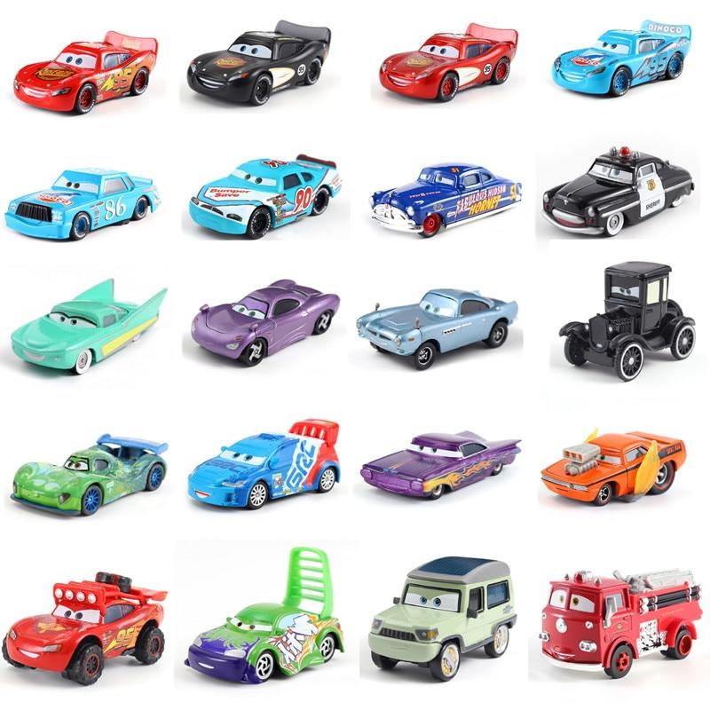 "NEW DISNEY PIXAR CARS Lightning McQueen /""On Fire/"" Push//Tap Night Light Red//Blue"