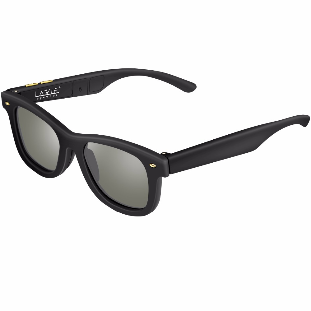 Original Design Sonnenbrille LCD Polarisierten Gläsern Elektronische Durchlässigkeit Mannually Einstellbare Linsen sonnenbrille Vintage Rahmen