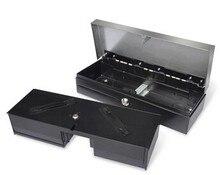 EK460 Metal Cash Drawer with USB interface pos cash drawer rj11 cash drawer