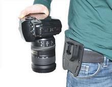 K-BM1 Camera Waist Belt Mount Button Buckle Hanger Clip Tripod For DSLR SLR Camcorder