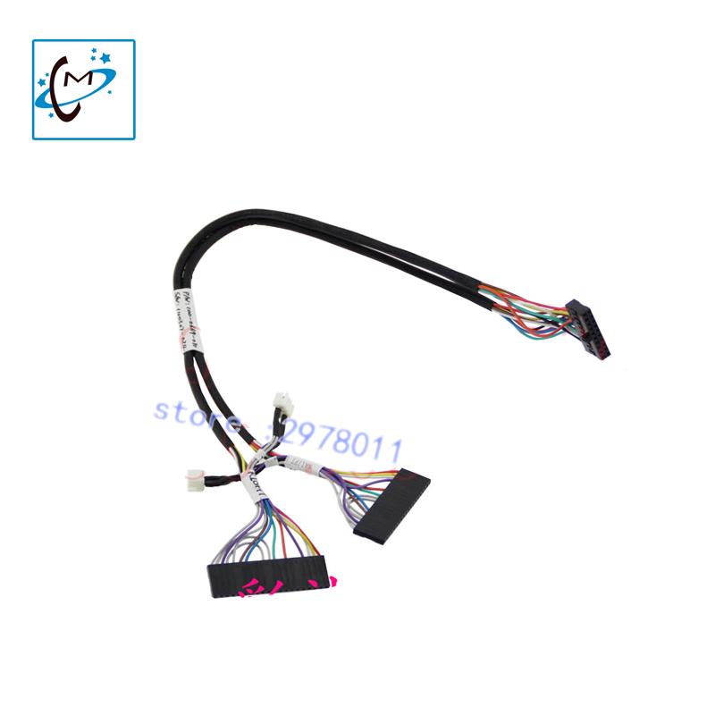 Original new !!!  Flora LJ-320P large format Printer Old Models Printhead Cable Spectra PQ512 15PL head data cable flora printer lj320p 30cm printhead cable