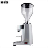 Xeoleo Профессиональный Кофе измельчитель коммерческих Кофе порошок фрезерный станок Электрический Кофе Bean шлифовальный станок Кофе maker