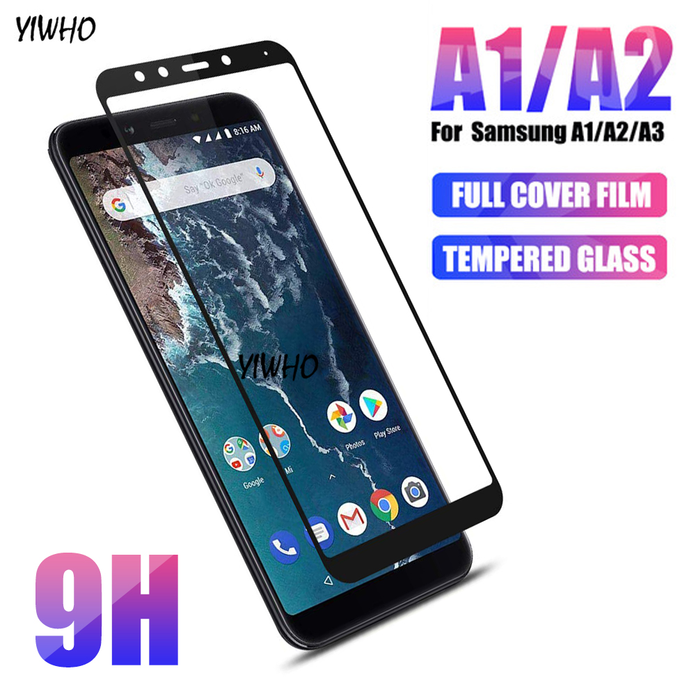 For Xiaomi Mi A2 Tempered Glass On For Xiaomi Mi A2 Lite A1 Protective Glas Xiomi Ksiomi Xaiomi Mia2 A 2 1 A2lite 5X 6X Film 9H