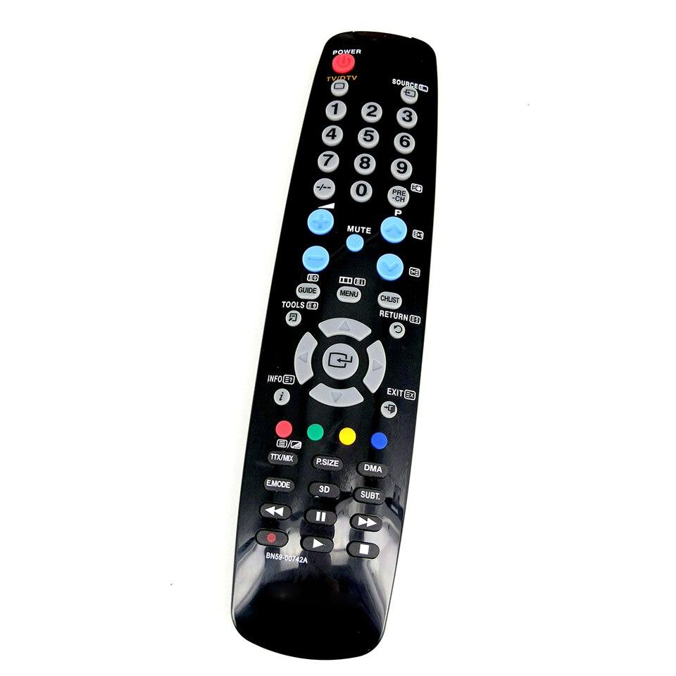 DEHA TV Remote Control for Samsung PS42A450P1SAB Television
