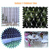 Mesh LED Lights 220V Holiday Wedding Party Outdoor String Lights Chain Decoration Garden Lamp Fairy Lights Net Garland slingers review