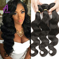 7A Brazilian Virgin Hair Body Wave 3Pcs 100% Brizilian Human Hair BodyWave Juliet Virgin Hair Body Wave Bundles Vip Hair Company