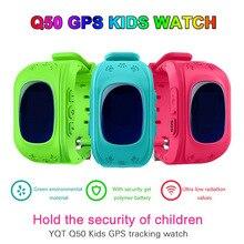 Q50 Kinder Kid Uhr G36 smart uhr GSM GPRS GPS Locator Tracker SmartWatch kind schutz armbanduhr für iOS Android uhr