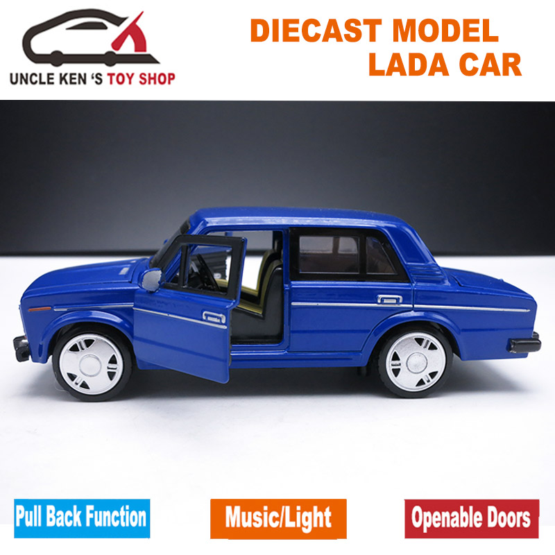 Factory Outlet Miniaturas De Carro Em Metal 1: 32 Skala Antik - Bilar och fordon - Foto 3