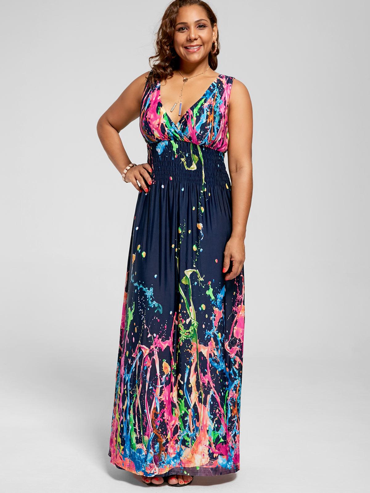 02b31ebf6c8 Empire Waist Casual Dresses Plus Size - Gomes Weine AG