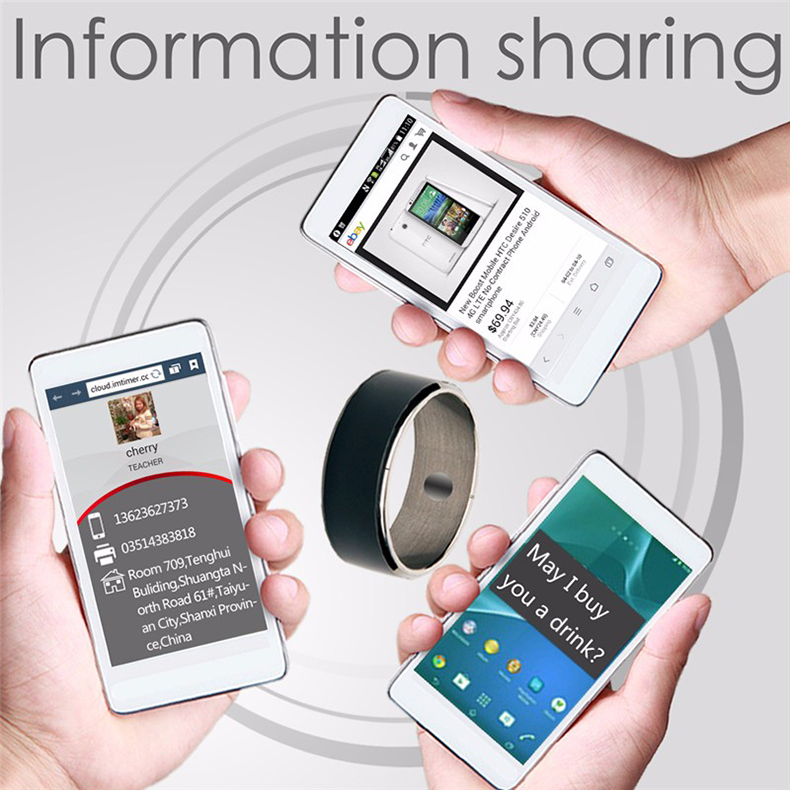 Jakcom R3F Smart Ring Waterproof for High Speed NFC Electronics Phone with aAndroid Small Magic Ring11