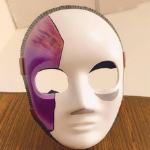 2019 New Sally Face Mask Cosplay Salli Masks Game Costume Accessories Props Sallyface Toys For Party