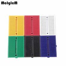 Test-Board PCB MCIGICM SYB-170 Solderless Tie-Points Prototype Mini 100pcs