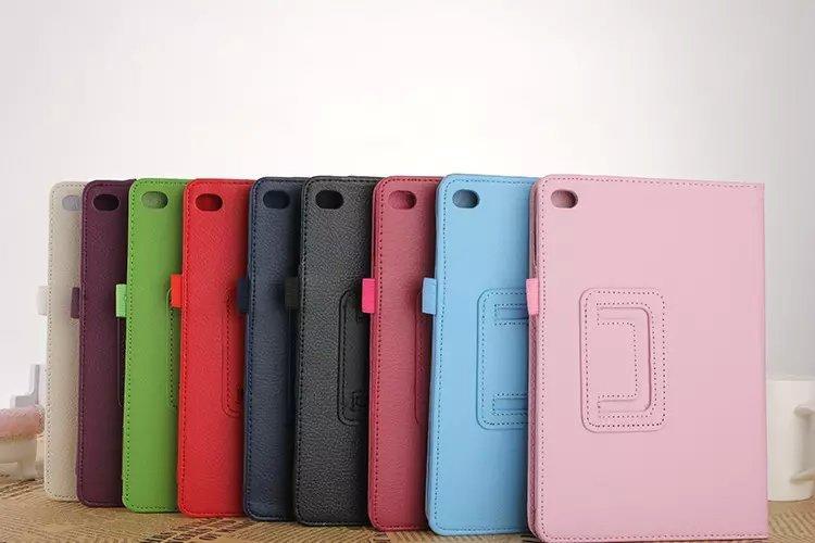 Para Ipad Mini 4 Funda Total Protección Red Flip Stand Funda de piel - Accesorios para tablets - foto 3