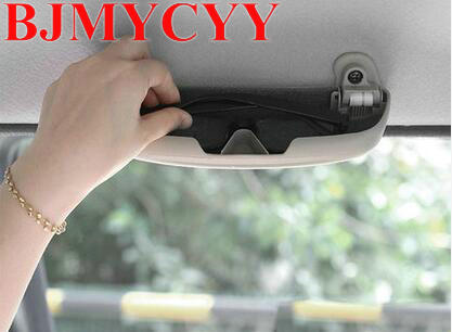 BJMYCYY car styling Car glasses storage box case for Suzuki SX4 SWIFT Alto Liane /Grand Vitara/ Jimny/ S-Cross/ Splash/ Kizashi alto alto sx sub18 18
