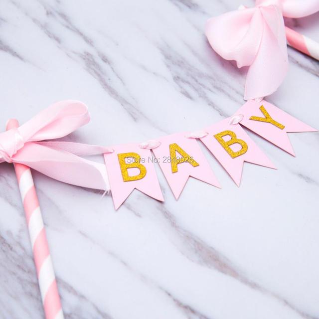 Girl Baby Shower Cake Topper Its A Girl Cake Topper Baby Cake