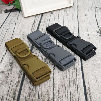 Men Military Waist Canvas Belts Army Tactical Belt Prevalent Nylon Belt Male Cummerbunds High Quality Strap 4 Colors thin belt