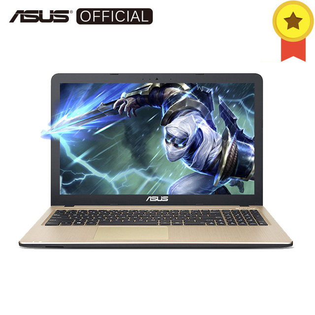 "Original ASUS A540UP Gaming Laptop 15.6"" Intel Core i5 7200U Windows10 OS 4GB+500GB HDD AMD 2GB GDDR3 Radeon R5 M420 WW version"